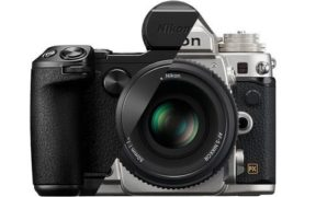 kamera mirrorless full frame nikon