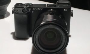 kamera mirrorless sony alpha