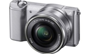 kamera mirrorless sony