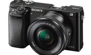 mirrorless murah sony
