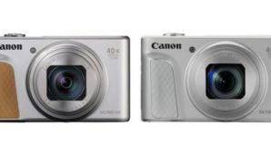 Review Canon Powershot SX740 & SX730